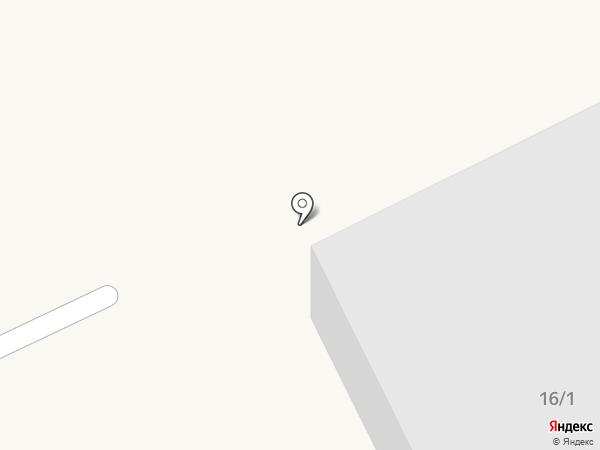 ААТП Спутник на карте Братска