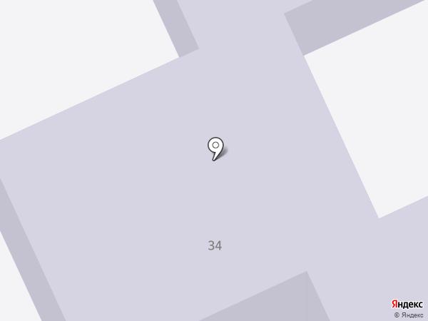 Детский сад №88 на карте Братска