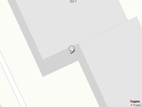 Автомойка на Лермонтова на карте Братска