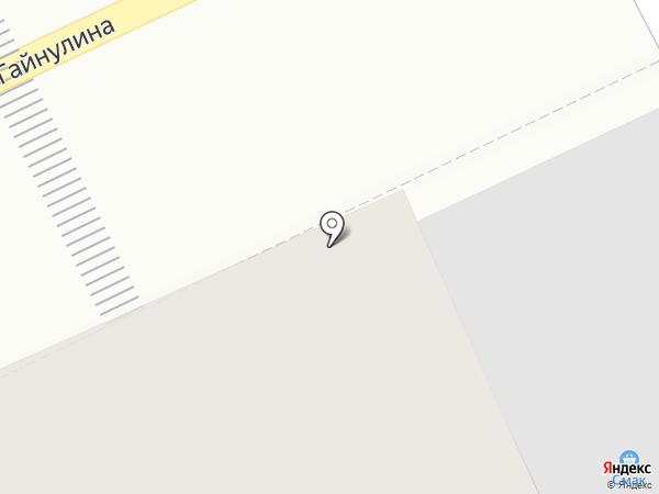 Лира на карте Братска