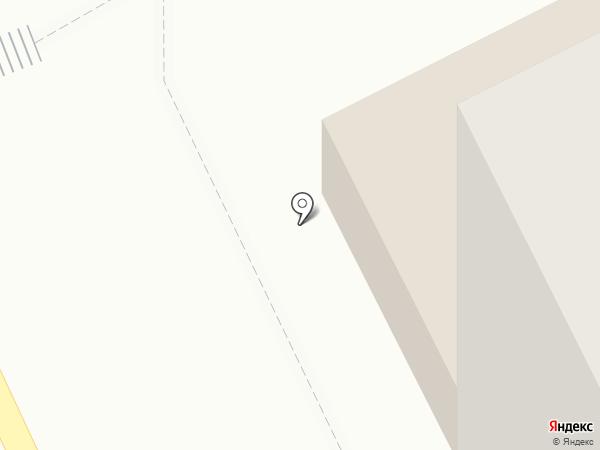 Падунская Правовая Компания на карте Братска