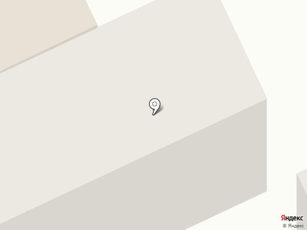 ВиА на карте Братска