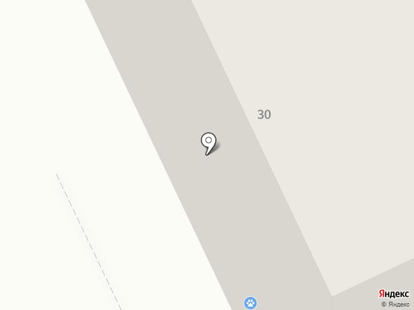 Ноев Ковчег на карте Братска