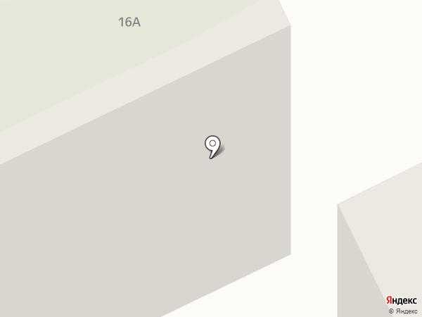 Отдел по работе с населением на карте Братска
