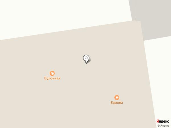 Суши Вёсла на карте Братска