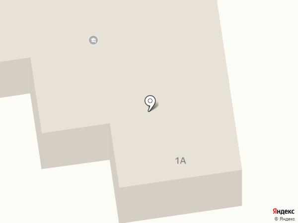 Детская школа искусств №4 на карте Братска