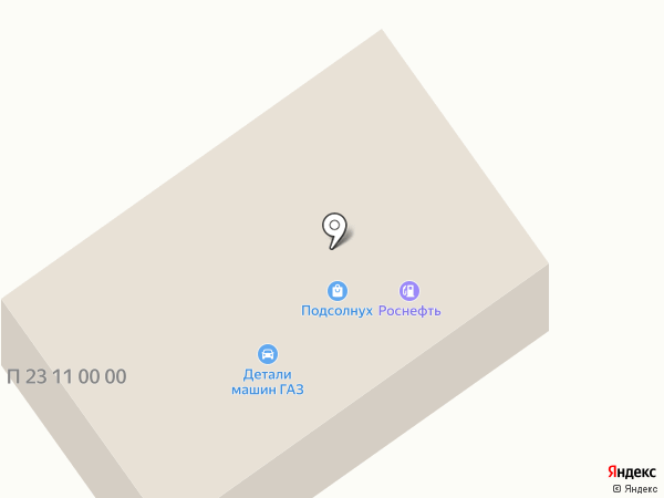 Подсолнух на карте Братска