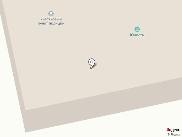 Юность на карте Братска