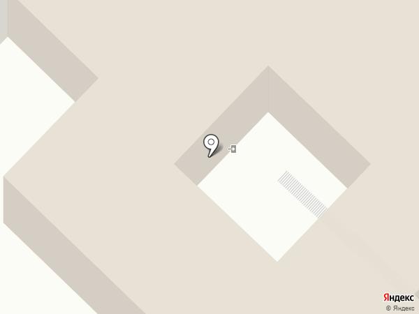 Кабинет мануальной терапии на карте Ангарска