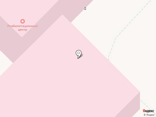 Детская поликлиника №2 на карте Ангарска