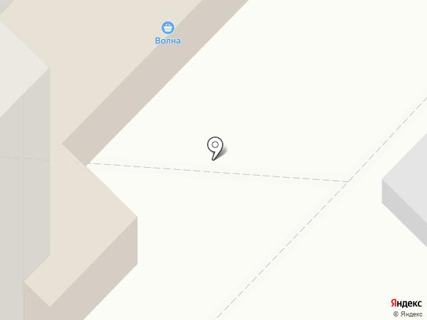 Мясной магазин на карте Ангарска