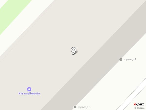 Карамель на карте Ангарска