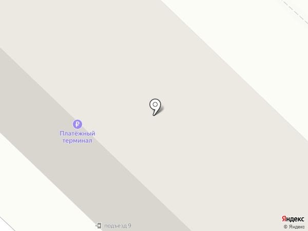 Аирт на карте Ангарска