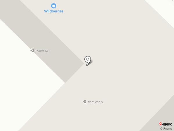 Добровольная пожарная дружина на карте Ангарска