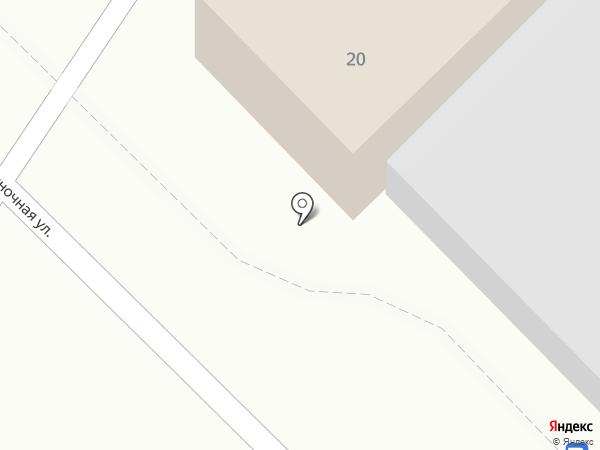 Кладовка38 на карте Ангарска