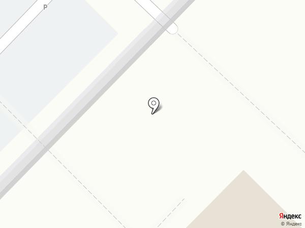 Эксион на карте Ангарска