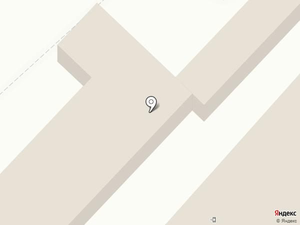 Зебра на карте Ангарска