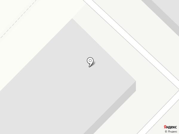 Мотор на карте Ангарска