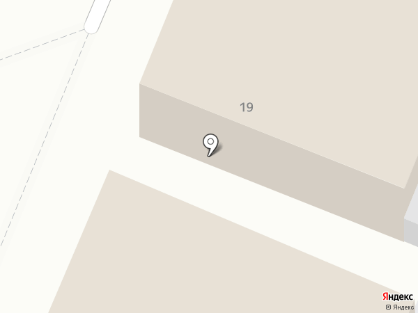 Октаника на карте Ангарска