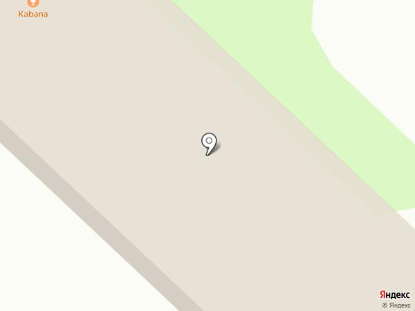 Веселый кабан на карте Ангарска
