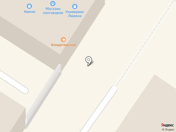 Закуcity на карте Ангарска