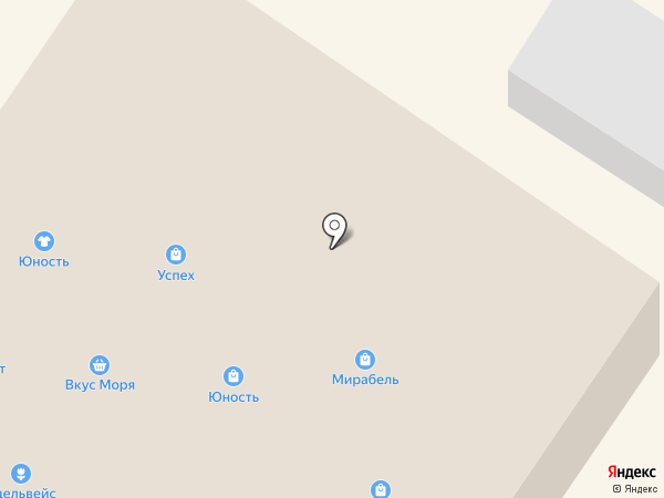 Сибирский плюс, КПК на карте Ангарска