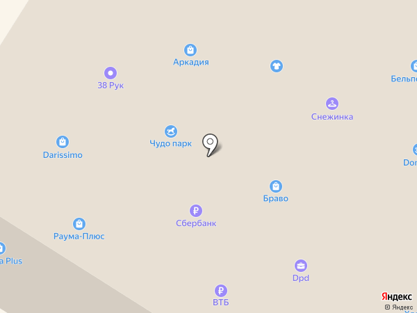 Экспедиция на карте Ангарска