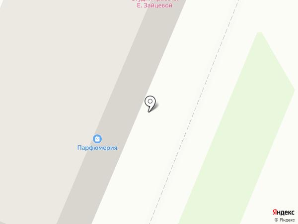 Студия красоты Катерины Зайцевой на карте Ангарска