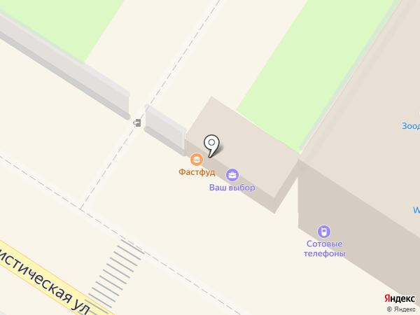 Durum на карте Ангарска