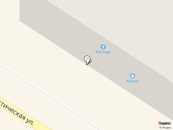 Совкомбанк, ПАО на карте Ангарска