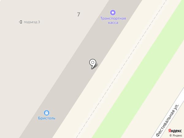 Связной на карте Ангарска