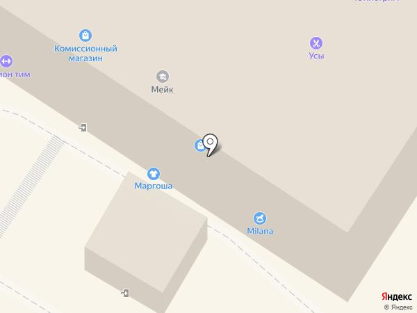 Ника на карте Ангарска