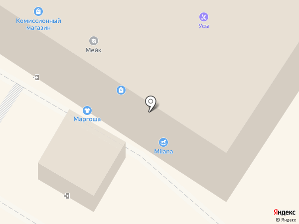 Fitnex на карте Ангарска