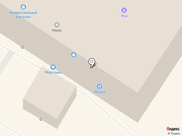 Айхал на карте Ангарска