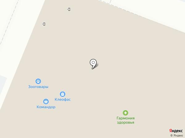 Суперэконом на карте Ангарска