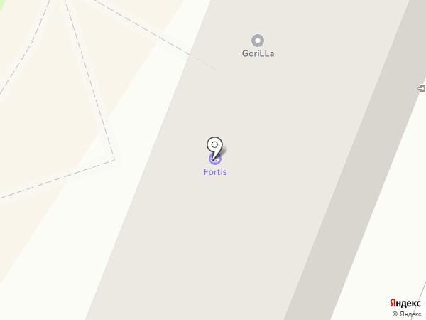 Gorilla на карте Ангарска