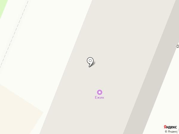Территория красоты на карте Ангарска