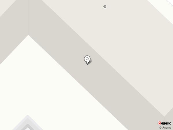 Ярославич на карте Ангарска