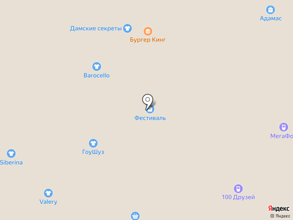 Золотое Время на карте Ангарска