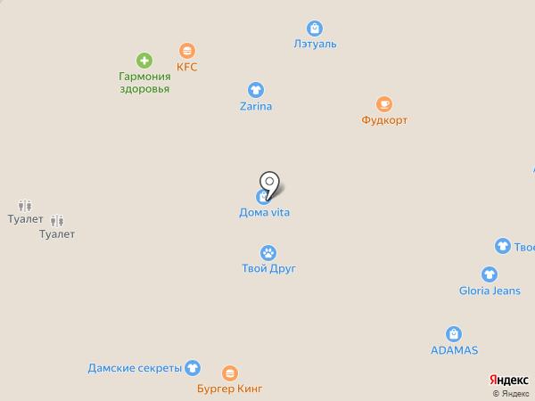 SanDali на карте Ангарска