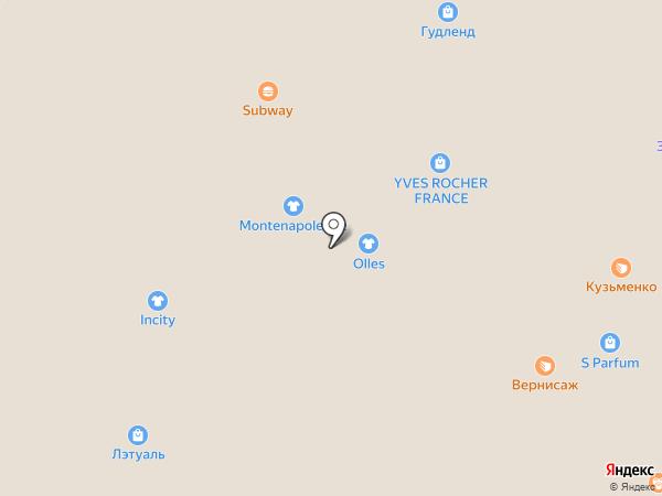 Клеофас на карте Ангарска