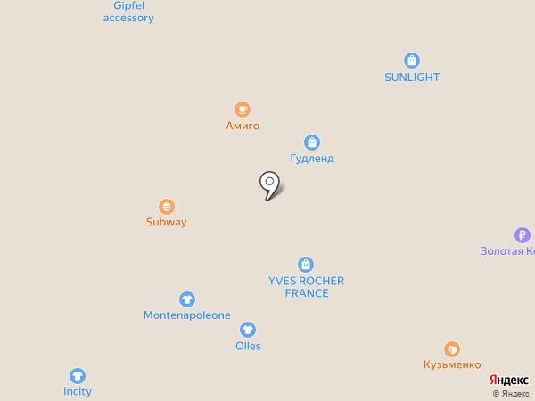 Вернисаж на карте Ангарска