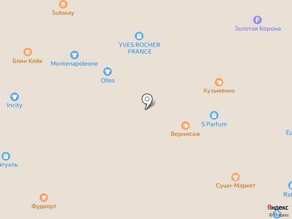 Atlet на карте Ангарска