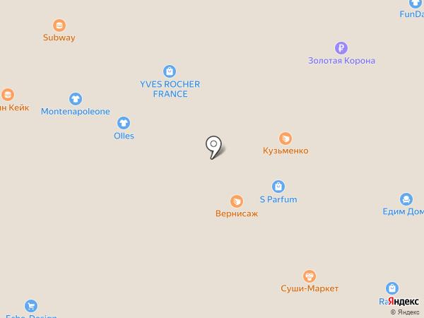 Tony Moly на карте Ангарска