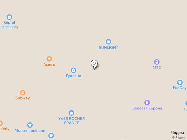 Банкомат, Бинбанк, ПАО на карте Ангарска