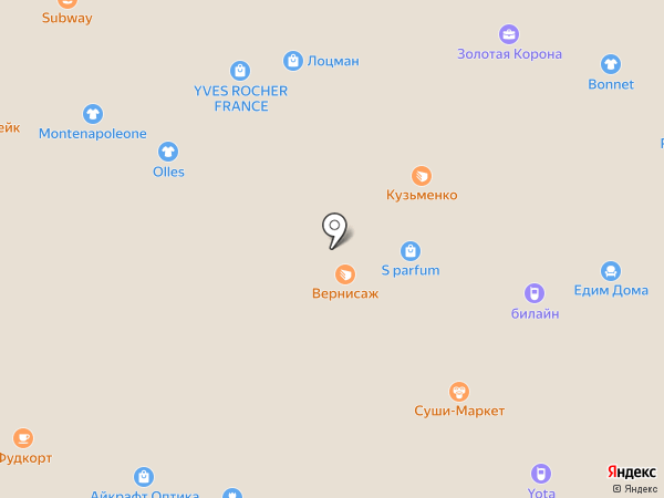 Donut paradise на карте Ангарска
