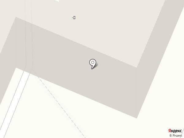 Служба быта на карте Ангарска