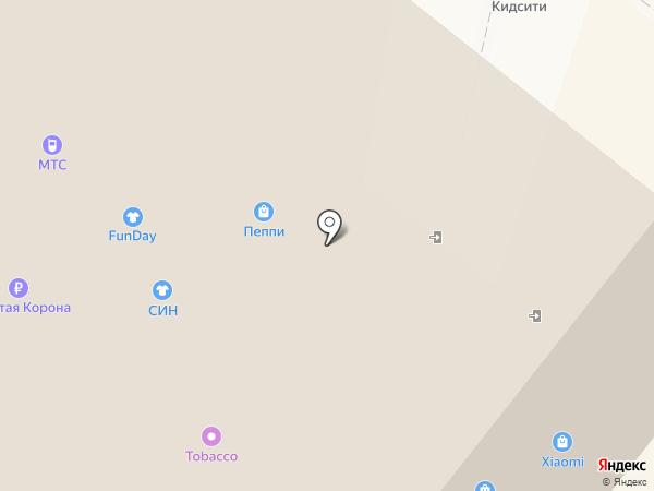 Piccula на карте Ангарска