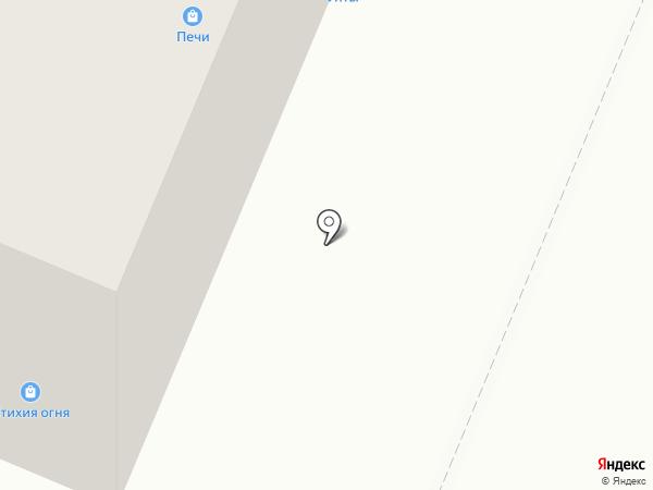 Эверест тур на карте Ангарска