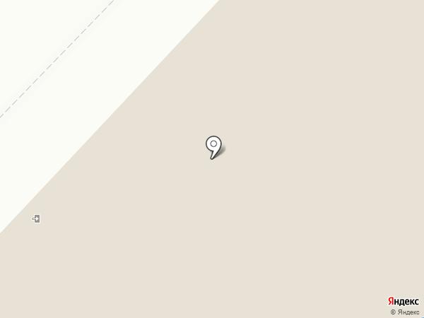 Автолига на карте Ангарска